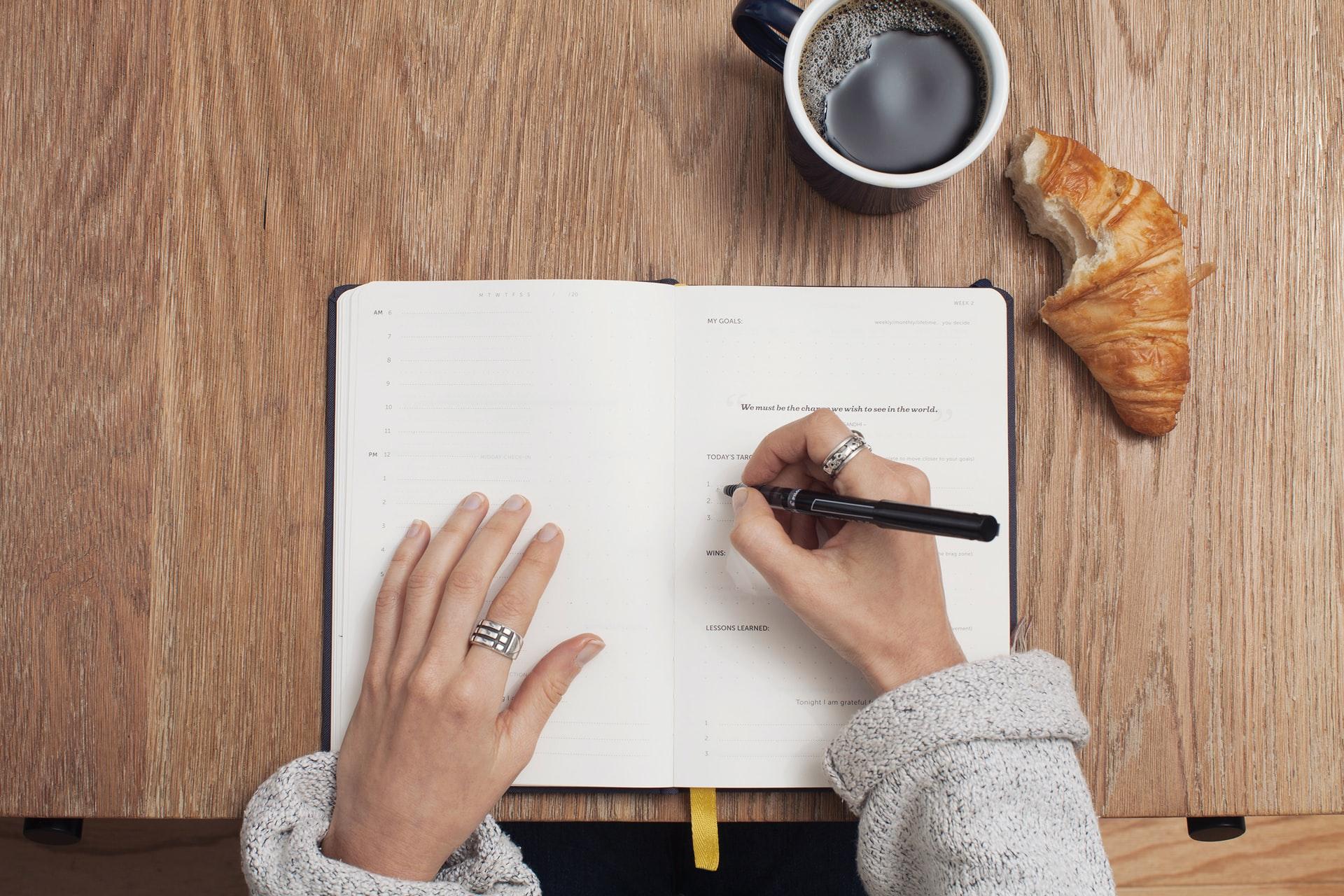Hábitos positivos para dejar de beber y organizar tu rutina